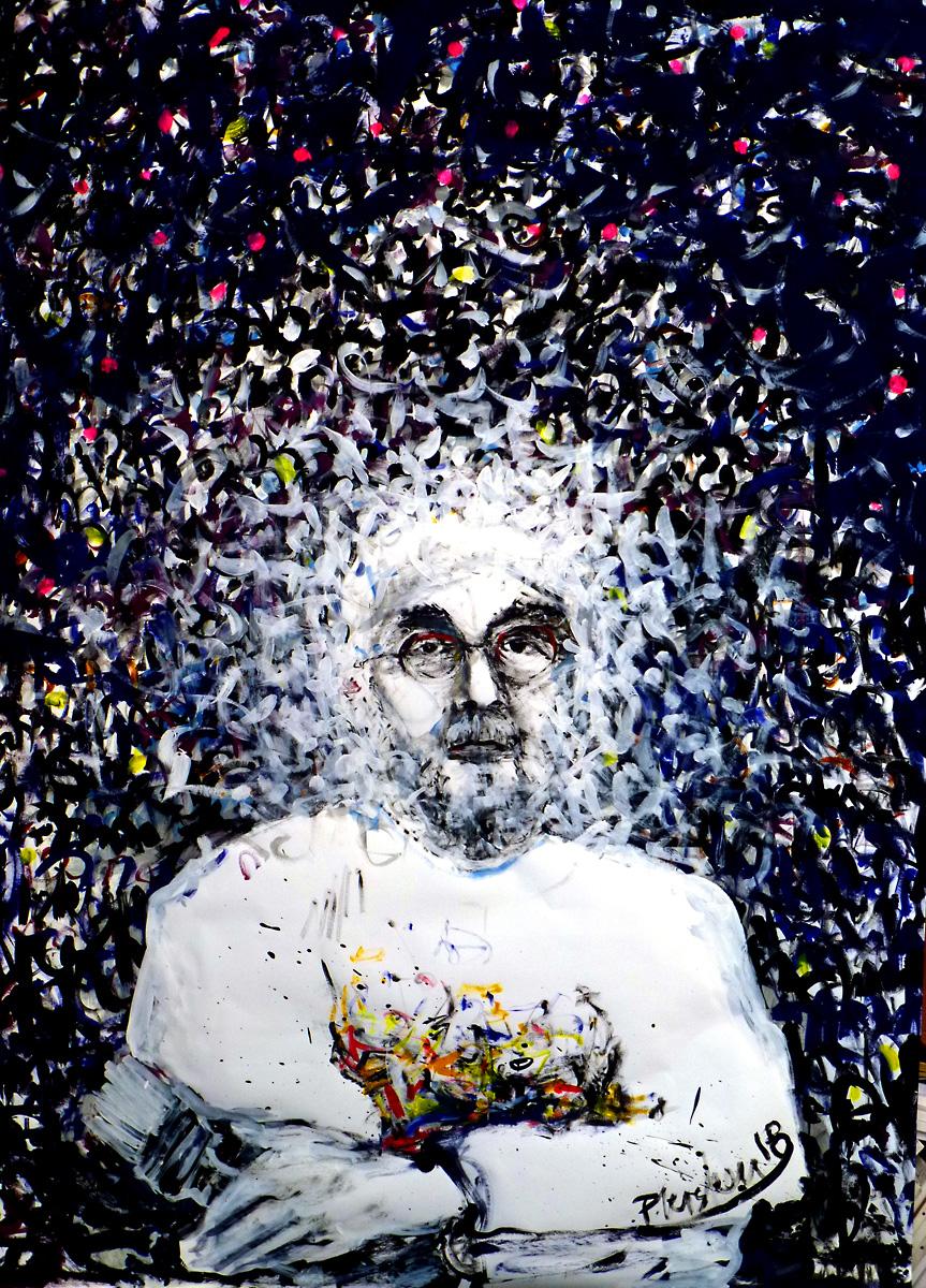 Selbst – mit Fühlern im Raum
