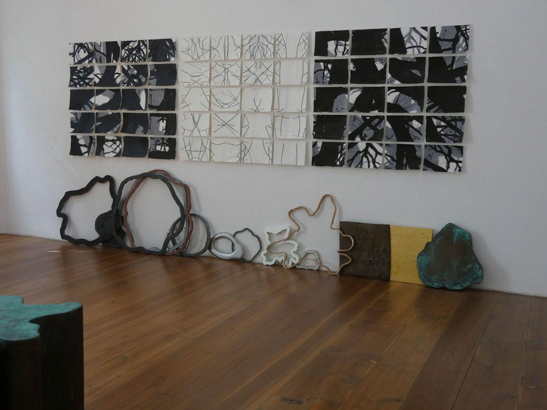 Lichtung | Ausstellungsansicht 2018